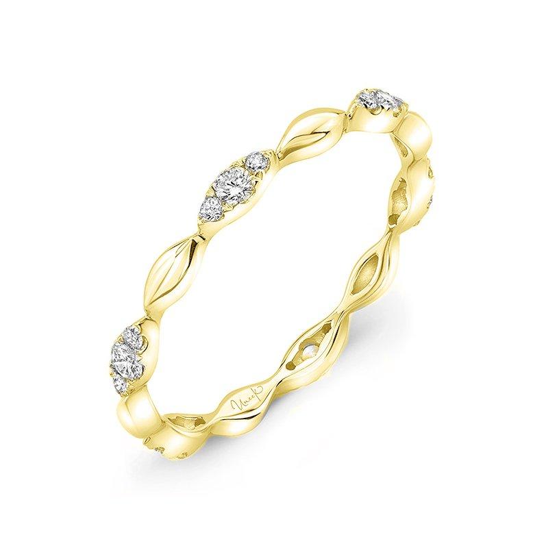 Uneek Fine Jewelry 0.10 ctw Diamond Band