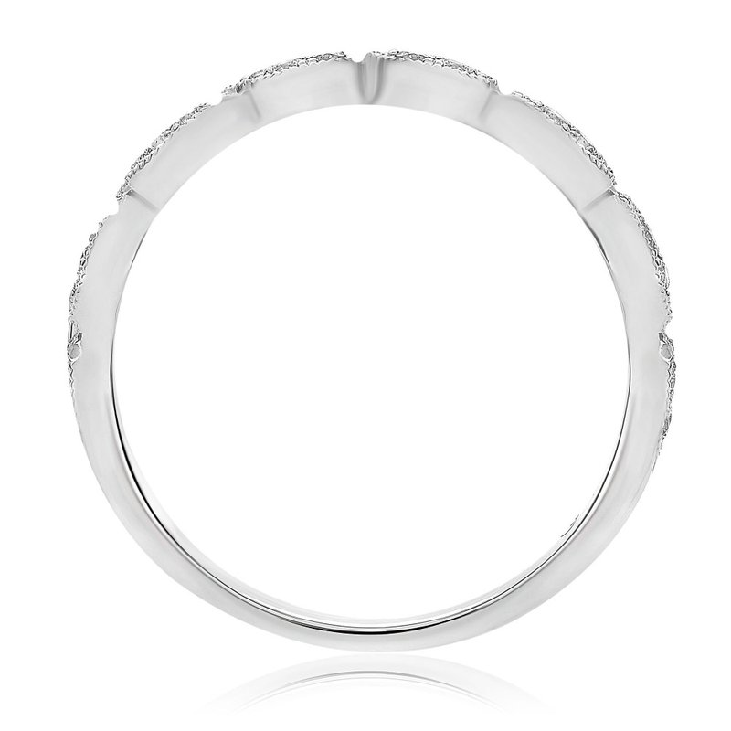 Continental Collection 0.11 ctw Diamond Band