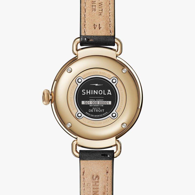 Shinola THE CANFIELD 38MM