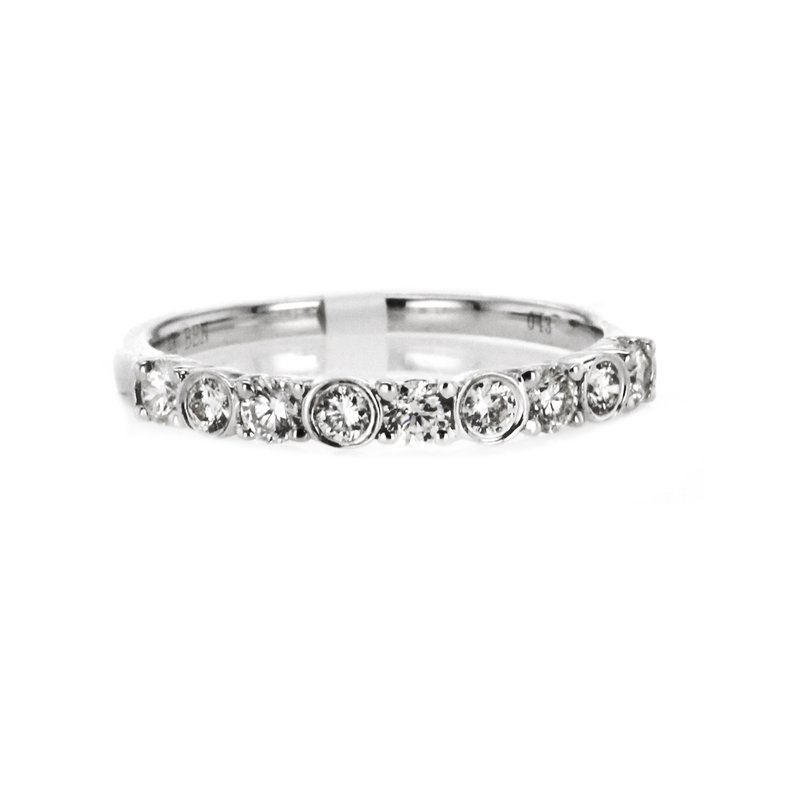 Continental Collection 0.44 ctw Diamond Band