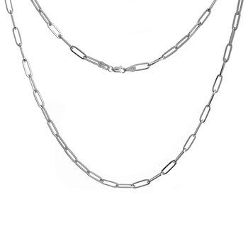"""16"""" 3.85MM Paper Clip Chain"""