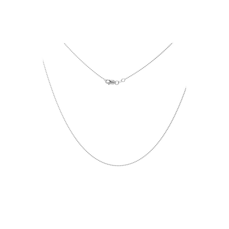 Continental Collection 0.9MM Bead Chain