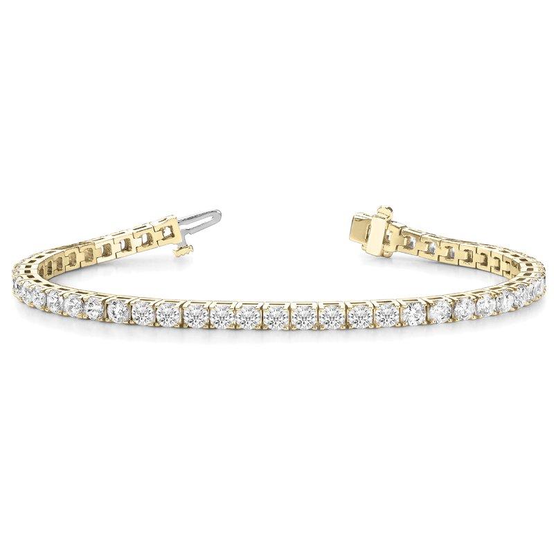 Classic Eternity Tennis Bracelet