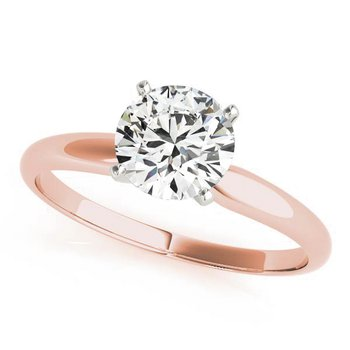 Iconic Solitaire Engagement Ring Mounting