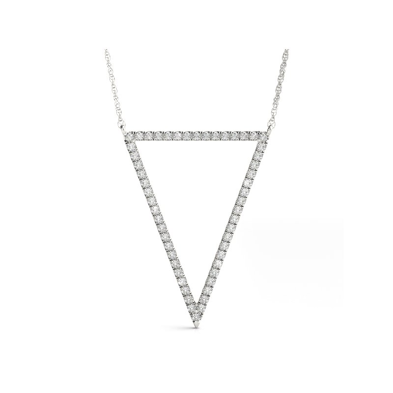 Triangle Fashion Necklace