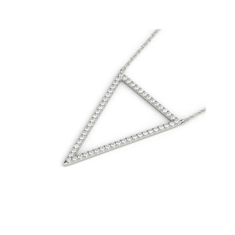 Triangle Fashion Necklace