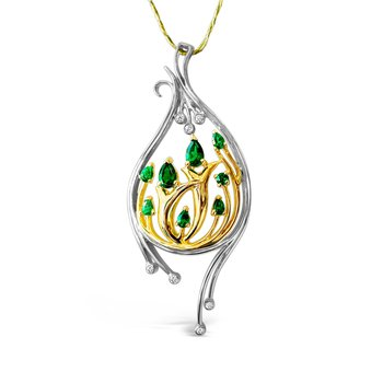 The Rainforest Pendant