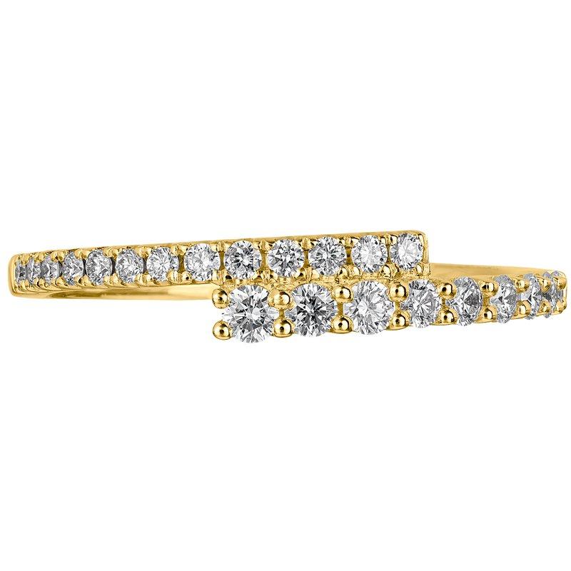Diamond Roxbury Ring