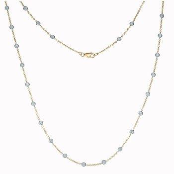 Diamond Sprinkle Necklace