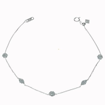 Mixed Shaped Diamond Bracelet