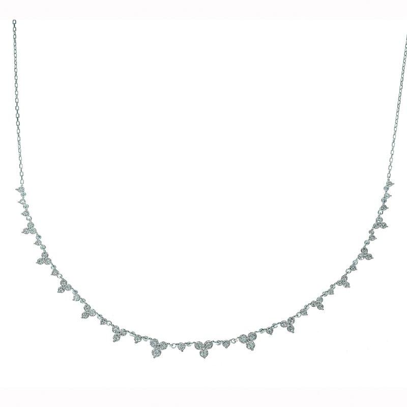 Trinity Diamond Necklace