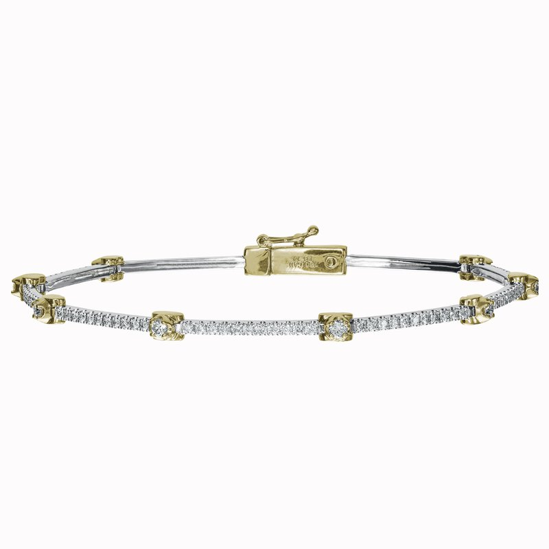 Diamond Signature GAIL Bracelet