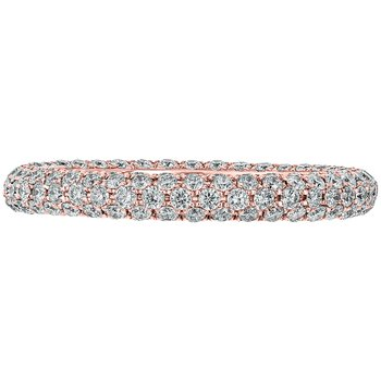 Larkspur Diamond Eternity Band
