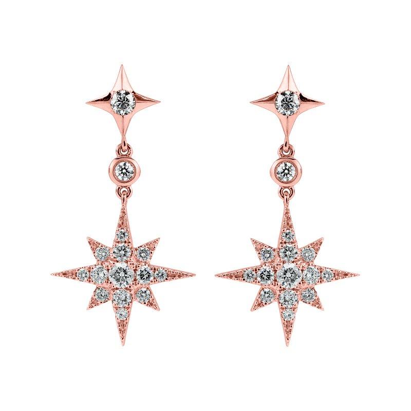 Celestial Dangle Earrings
