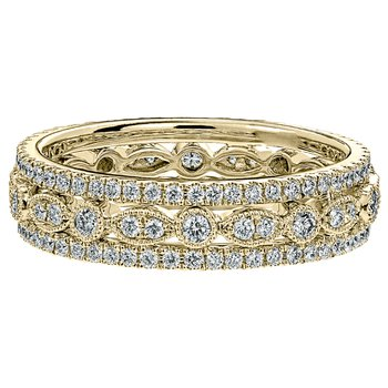 Fiagree Eternity Band
