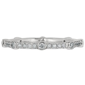 Diamond Reef Eternity Band