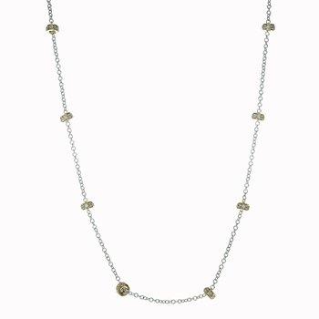 Diamond Rondelle Chain