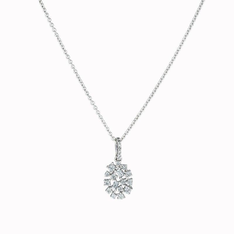 Diamond Galaxy Pendant