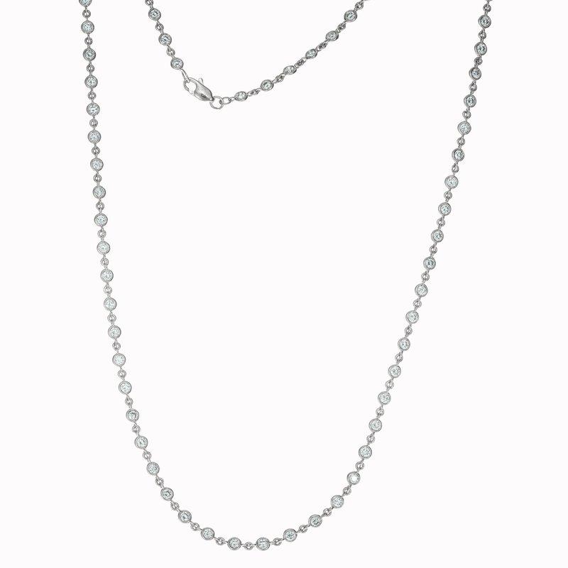 Diamonds by the Pinch Chain