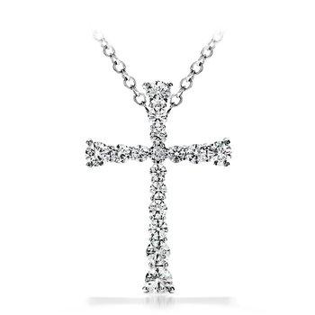 Divine Journey Cross Pendant