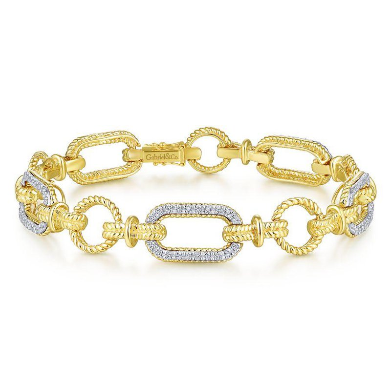 Gabriel Fashion Diamond Bracelet