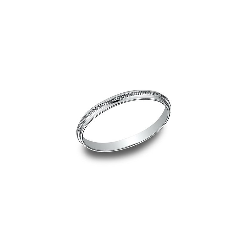 Benchmark 2mm Hammered Band