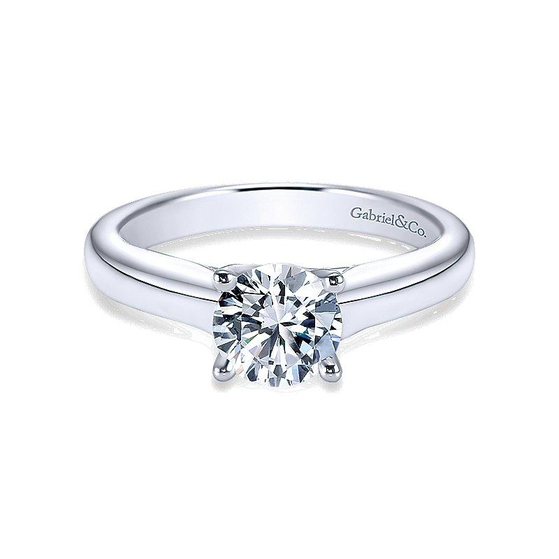 Gabriel Bridal Solitaire Ring