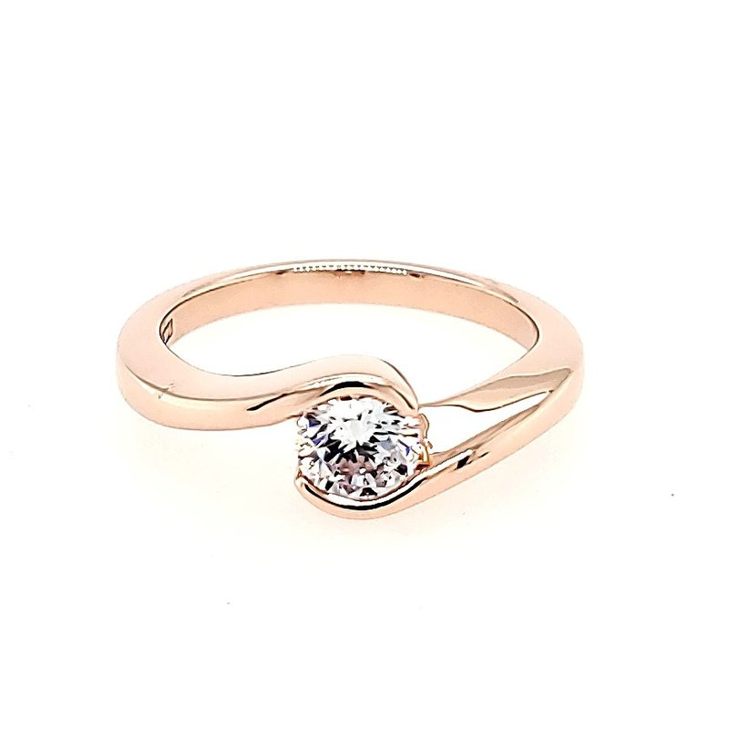 JDC Bypass Engagement Ring