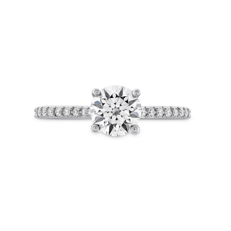 Hearts on Fire Camilla HOF Engagement Ring