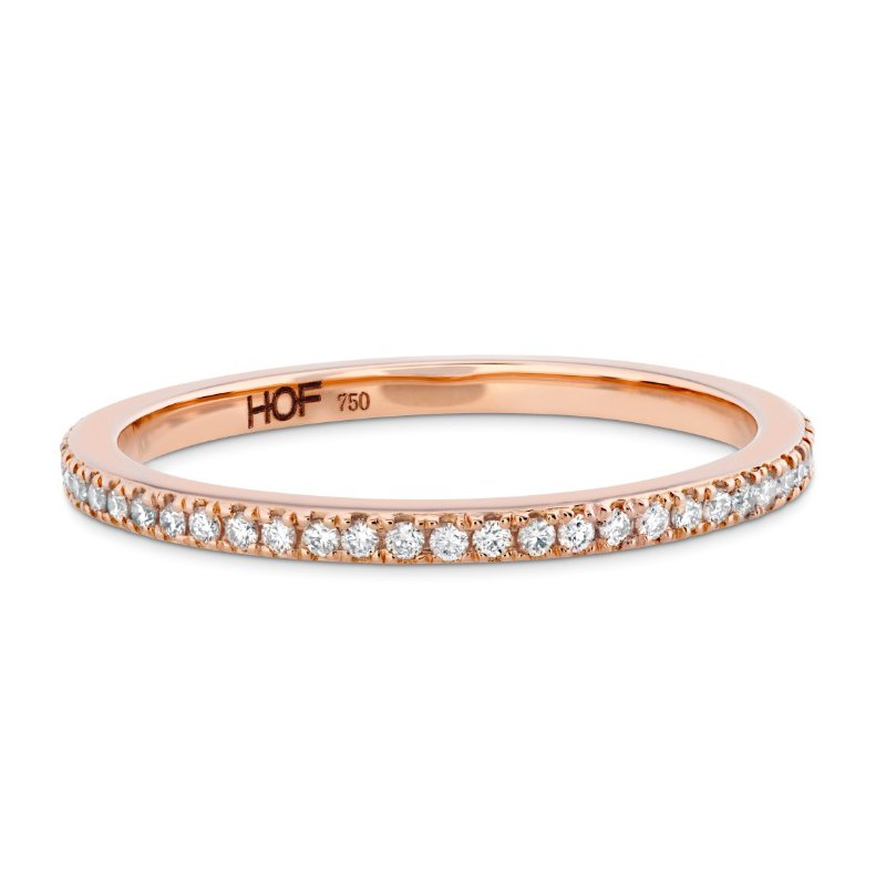 Hearts on Fire Eternity Band