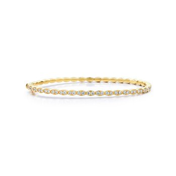 Lorelei Diamond Bangle