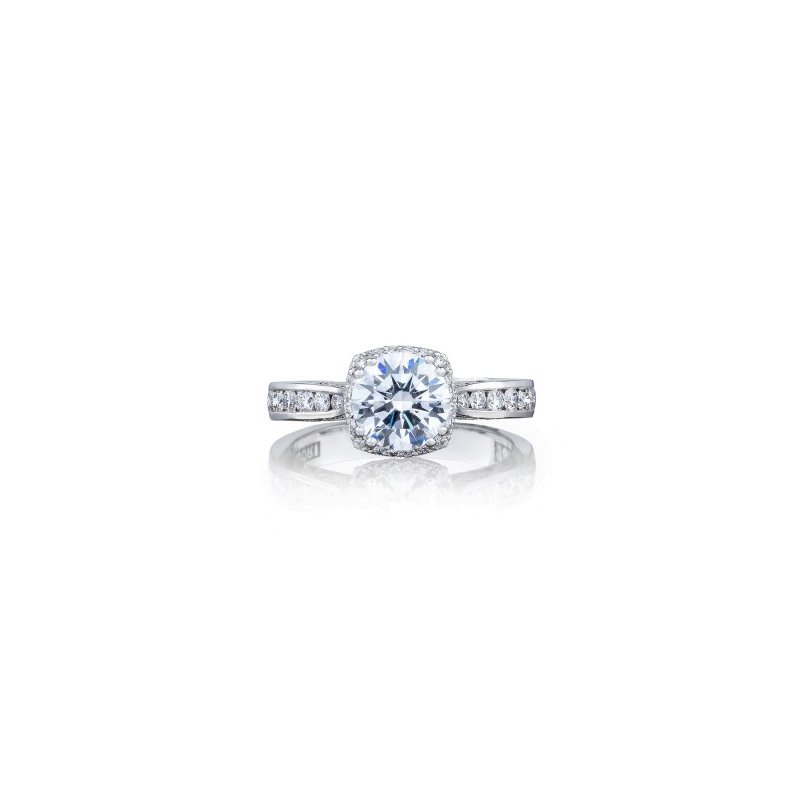 Tacori Dantela Halo Ring