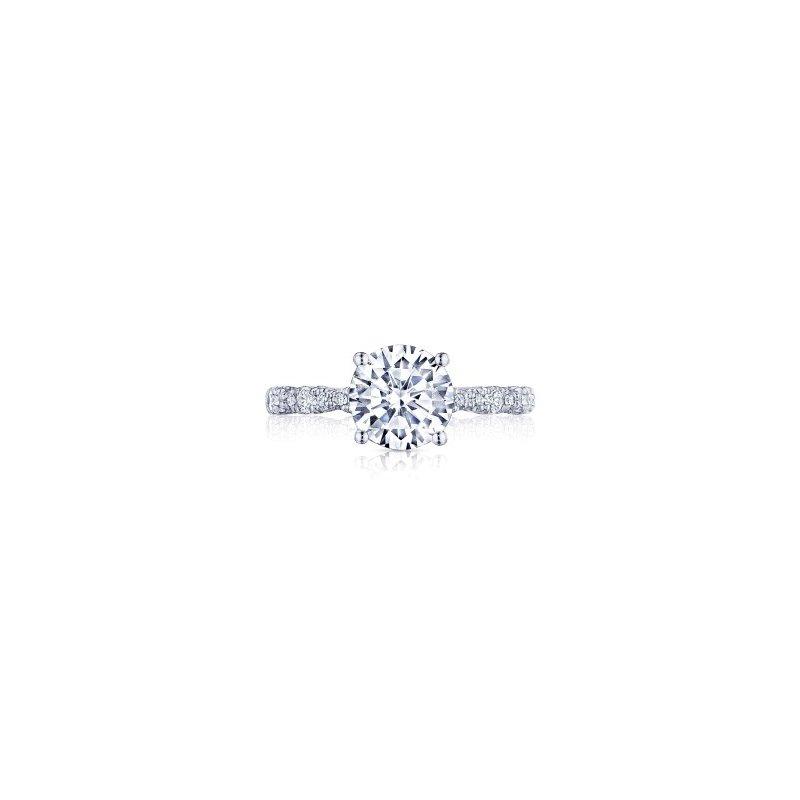 Tacori Petite Crescent Solitaire Ring