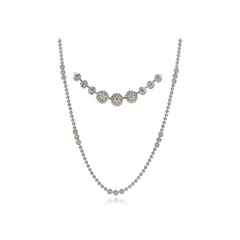 Opera Diamond Necklace