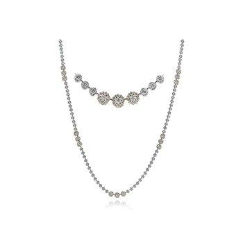 Opera Diamond Necklace
