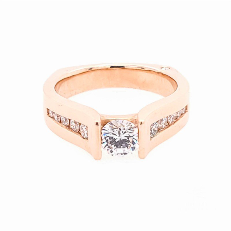 JDC Handcrafted JDC Signature Solitaire
