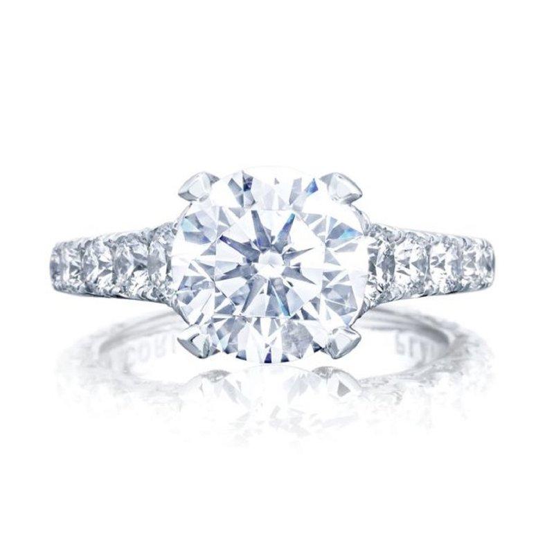 Tacori RoyalT Solitaire Ring