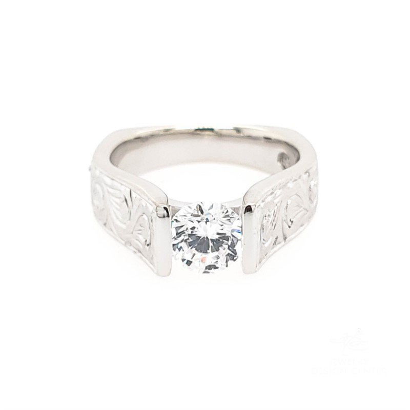 JDC Handcrafted Signature Solitaire