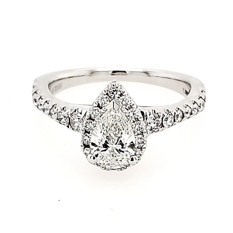 Showcase Collection Engagement Ring Complete