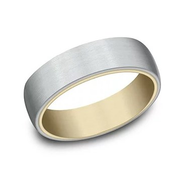 Two Tone Satin Band