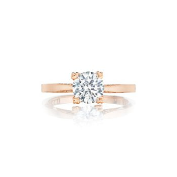 Simply Tacori Solitaire Ring