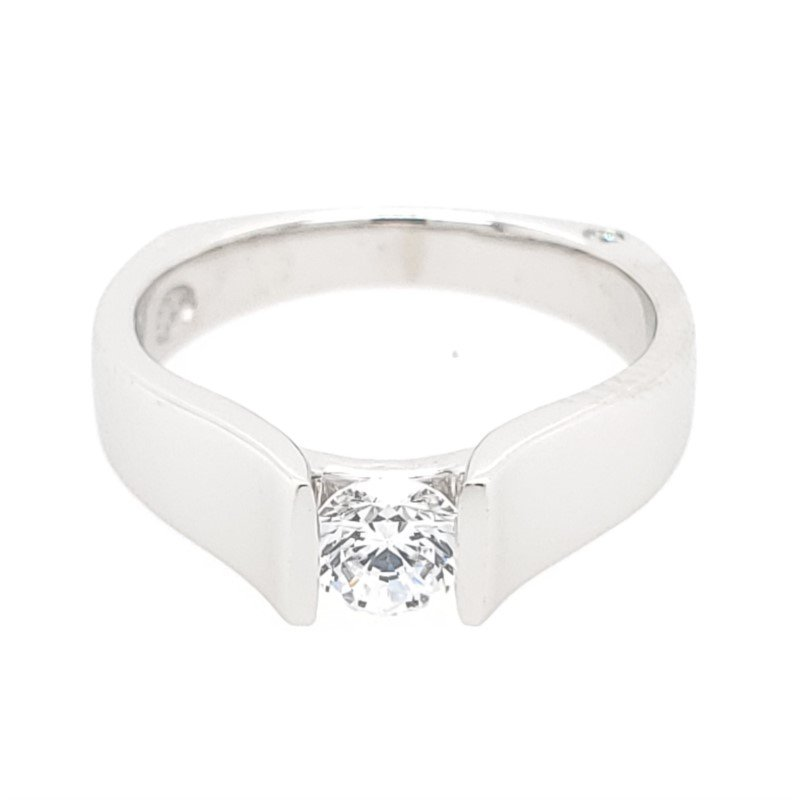 JDC Handcrafted Signature Solitaire-Small