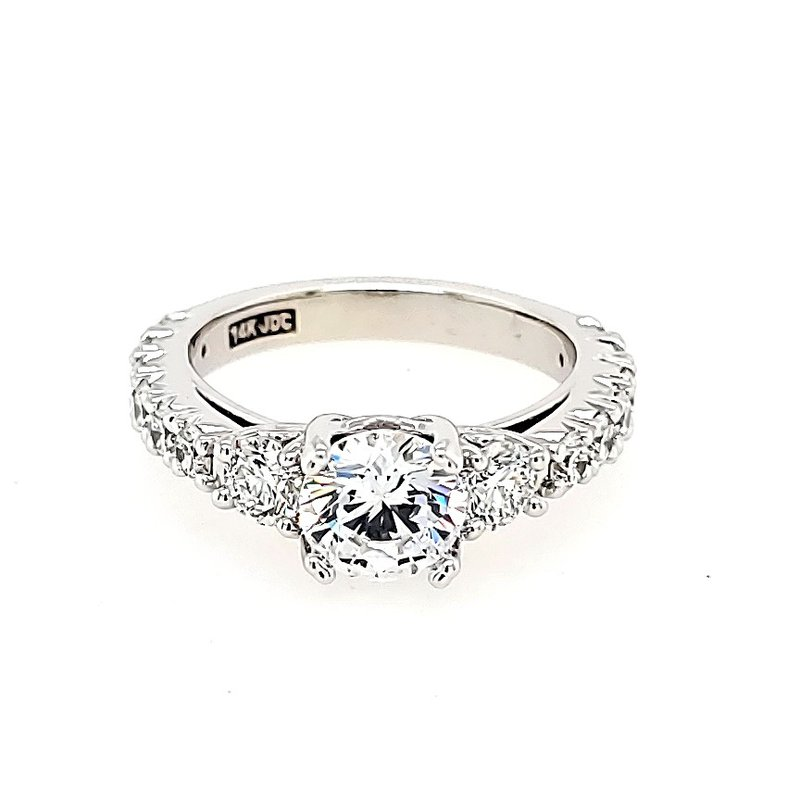 JDC Handcrafted Devotion Engagement Ring