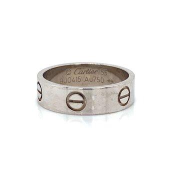 18K Cartier Love Knot Ring