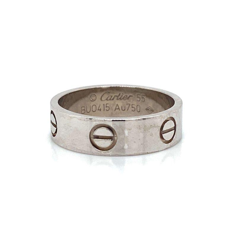 Robert Palma Designs 18K Cartier Love Knot Ring