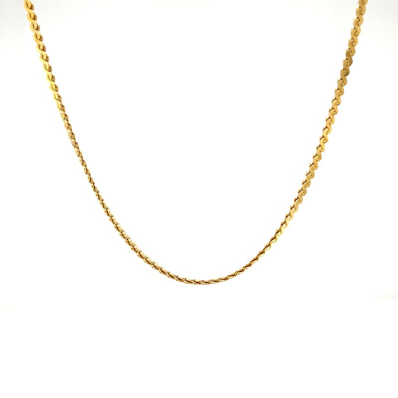 Robert Palma Designs 14K S-Chain