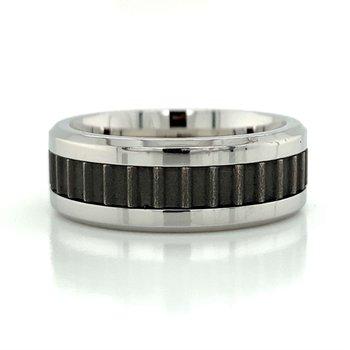 Cobalt Chrome, Titanium, & Tungsten Band