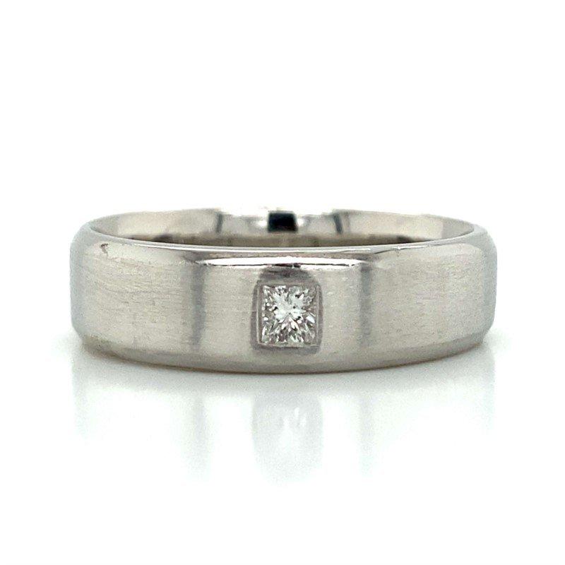Robert Palma Designs Platinum Diamond Band