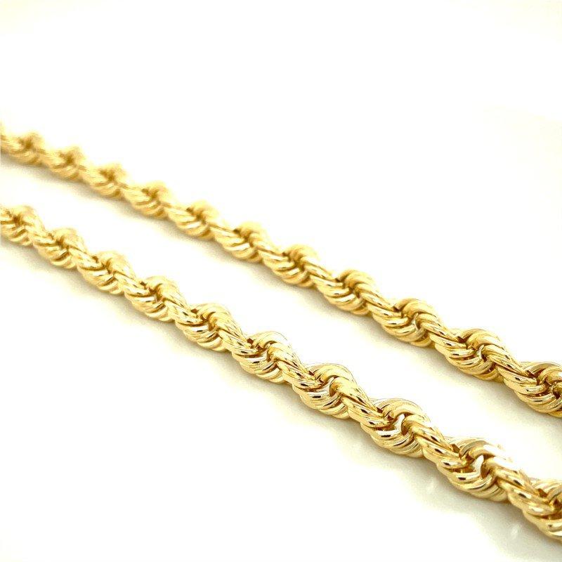 Robert Palma Designs 14K 6mm Rope Chain