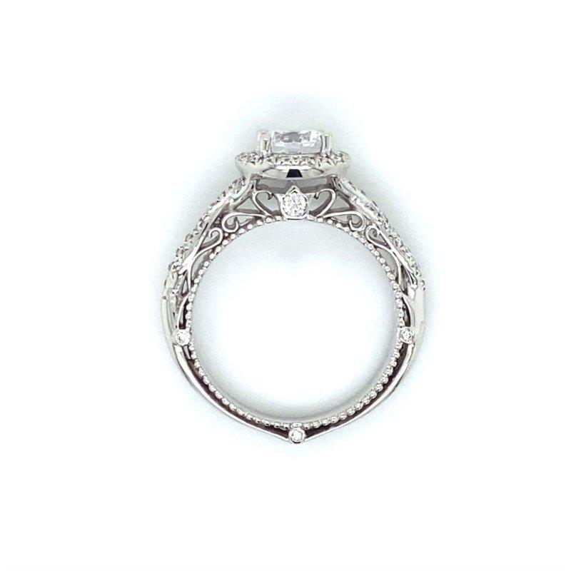 Verragio 18k White Gold Verragio Crossover Ring